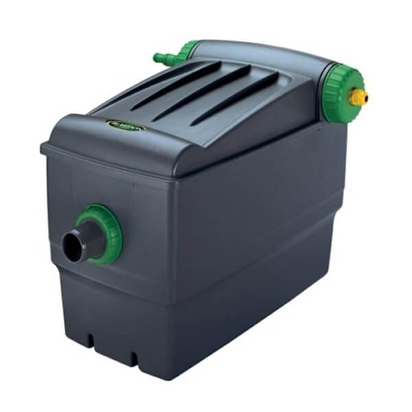 Blagdon minipond filter 4000 wa koi for Biological pond filter design