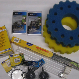 Pond Accessories & Spare Parts